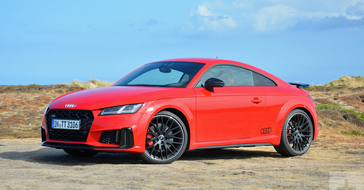 Audis Nimble New TTS Carves Up Curves With Surgical Precision FNews - Audi tts