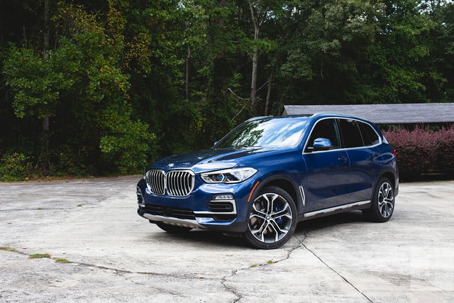 2019 bmw x5 xdrive40i first drive review digital trends. Black Bedroom Furniture Sets. Home Design Ideas