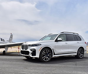Who needs a Range Rover? BMW's X7 has better tech and just as much luxury
