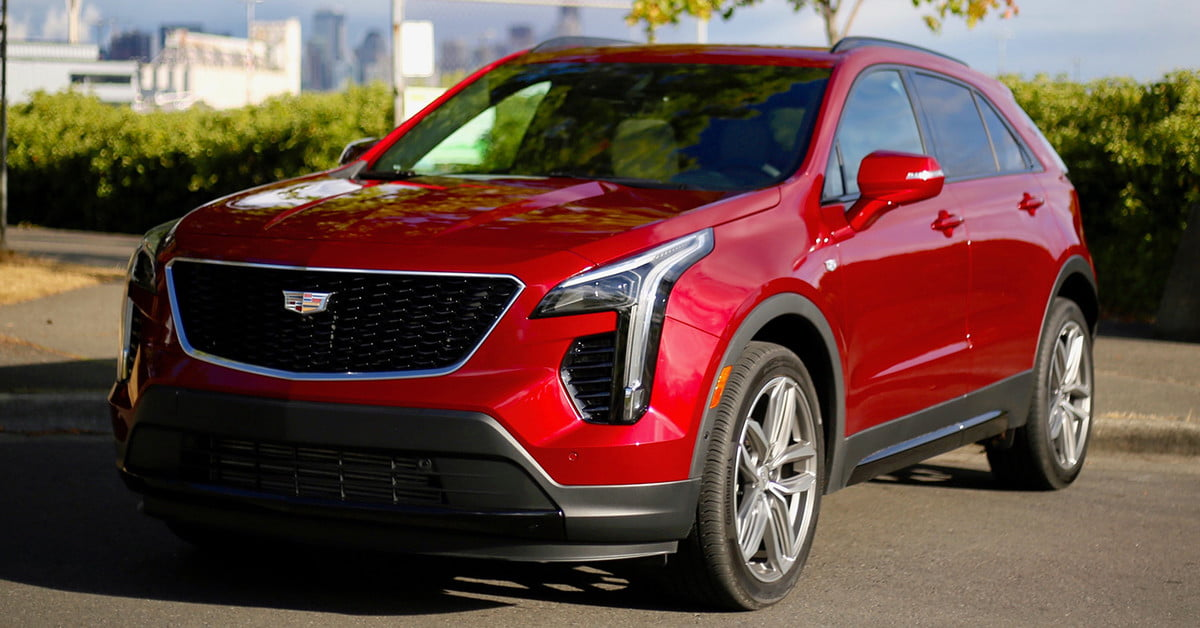 2019 Cadillac XT4 First Drive | Pictures, Specs, Pricing | Digital Trends