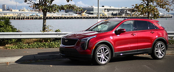 With the XT4, Cadillac's tech game goes from frustrating to first class
