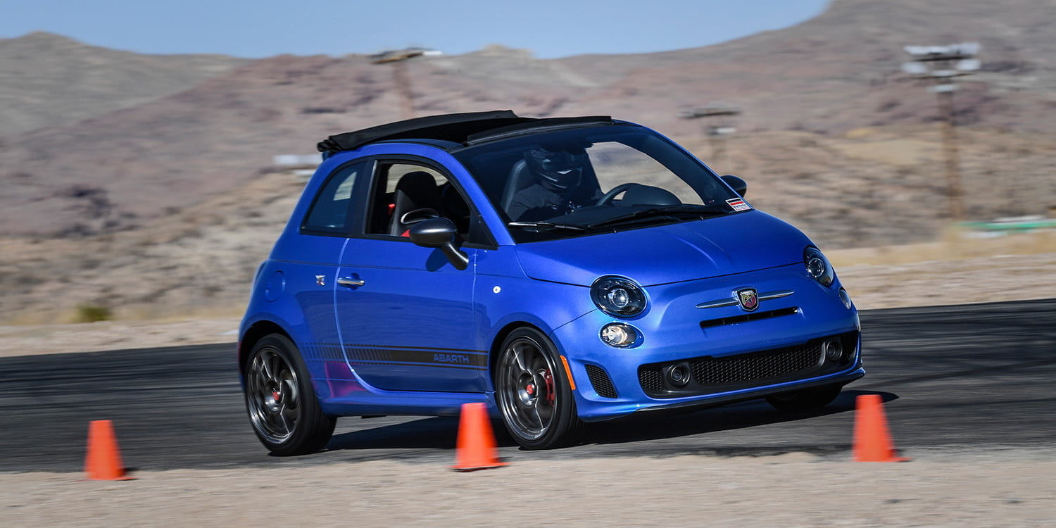 2019 Fiat 500 Abarth Review Fullwide
