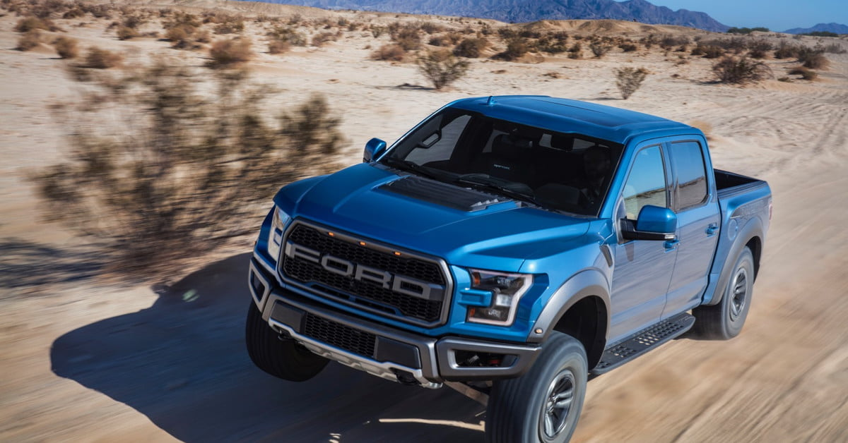 2019 Ford F-150 Raptor Adds Adaptive Dampers, 'Trail ...