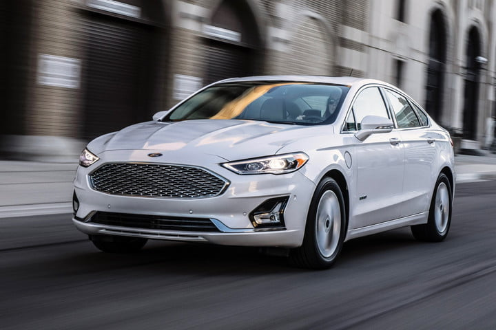 most reliable cars 2019 Ford Fusion Energi