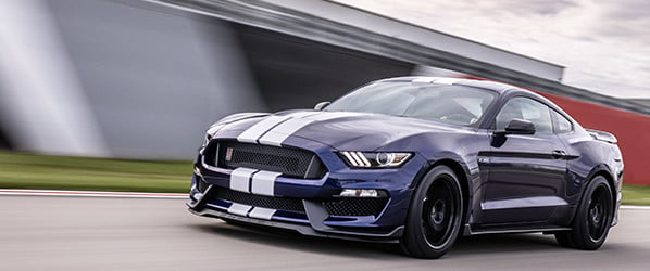 Ford's new Shelby GT350 goes from road ripper to commuter at the tap of a button