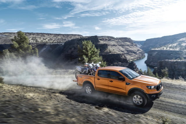 2019 Ford Ranger Midsize Pickup Truck Can Tow 7,500 Lbs | Digital Trends