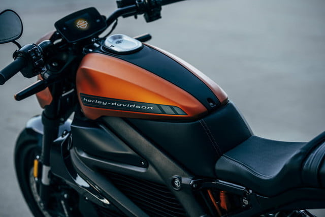 2019 harley davidson livewire electric motorcycle 0