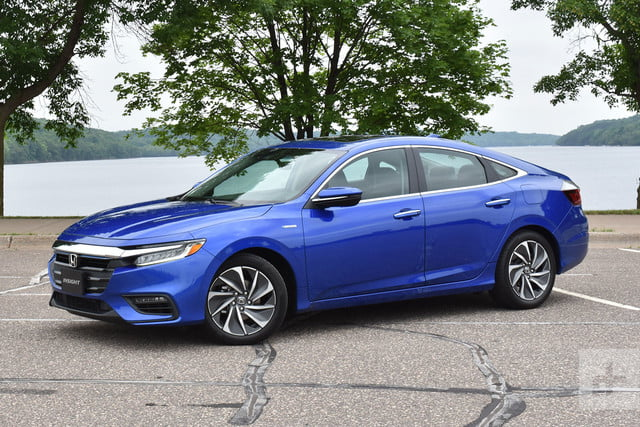 2019 honda insight first drive review digital trends. Black Bedroom Furniture Sets. Home Design Ideas