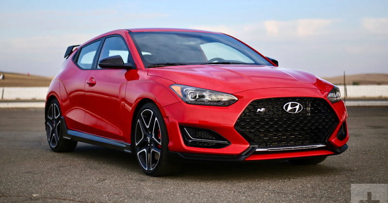 2019 hyundai veloster n first drive review digital trends. Black Bedroom Furniture Sets. Home Design Ideas
