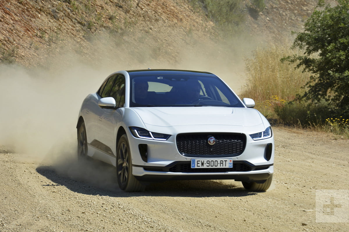 2019 Jaguar I-Pace First Drive