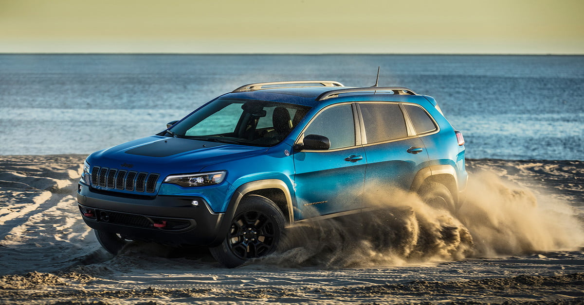 2019 Jeep Cherokee First Drive | Digital Trends