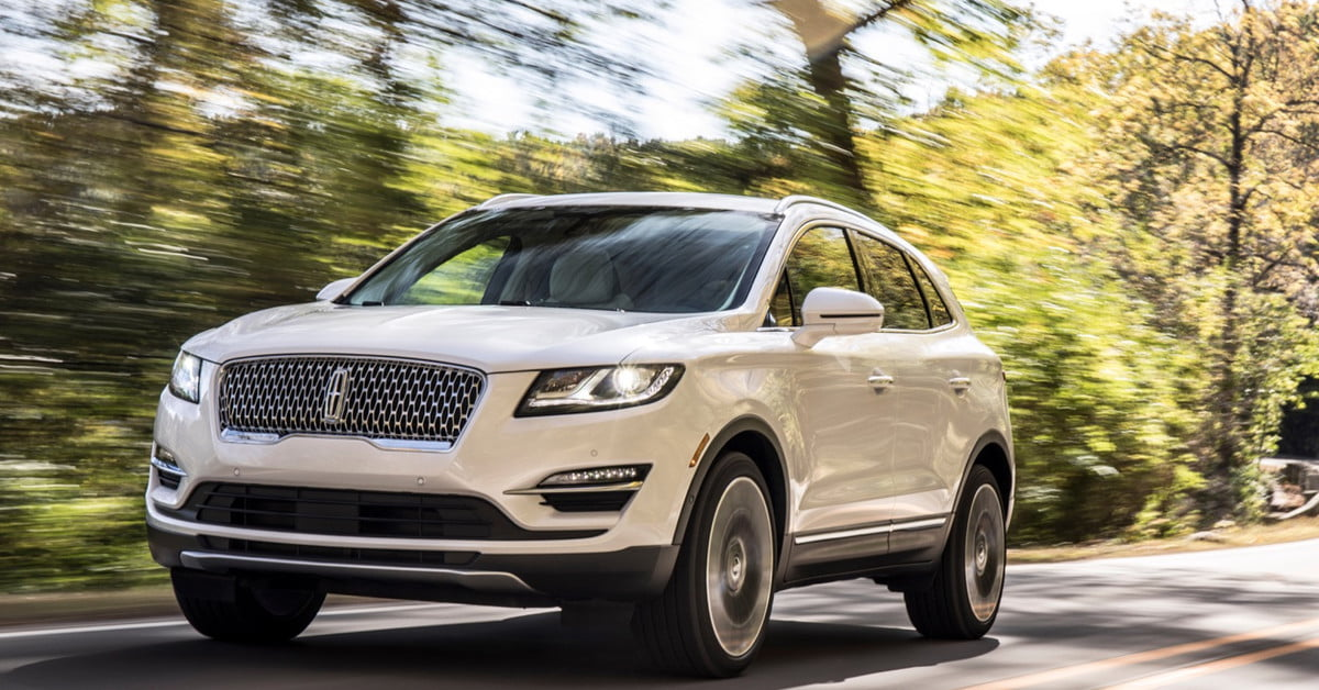 Updated 2019 Lincoln Mkc Tries Hard To Hide Its Humble Origins