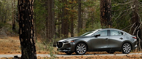 The new AWD Mazda3 is here to steal some of Subaru's thunder