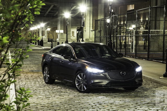 2019 Mazda 6 Signature Turbo Review Digital Trends