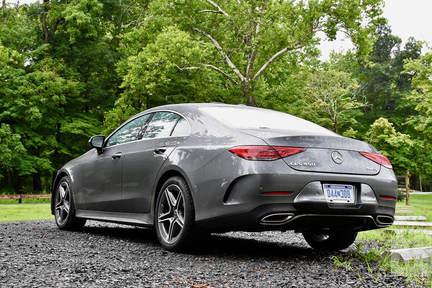2019 Mercedes-Benz CLS450 4Matic First Drive Review | Digital Trends