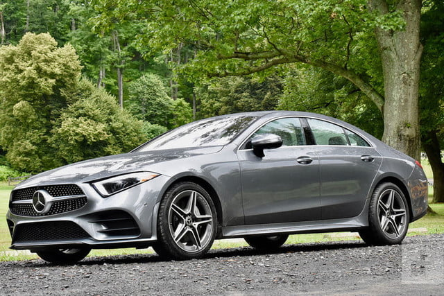 2019 Mercedes Benz Cls450 4matic First Drive Review