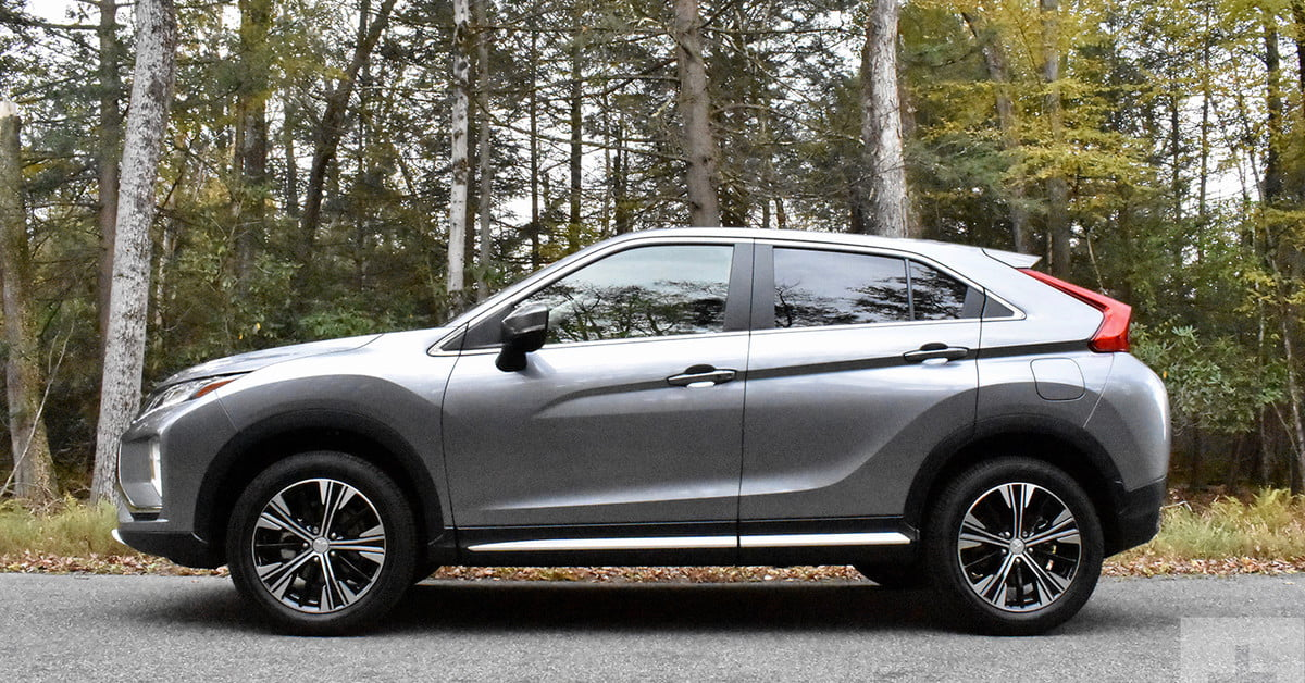 2019 mitsubishi eclipse cross first drive review digital. Black Bedroom Furniture Sets. Home Design Ideas