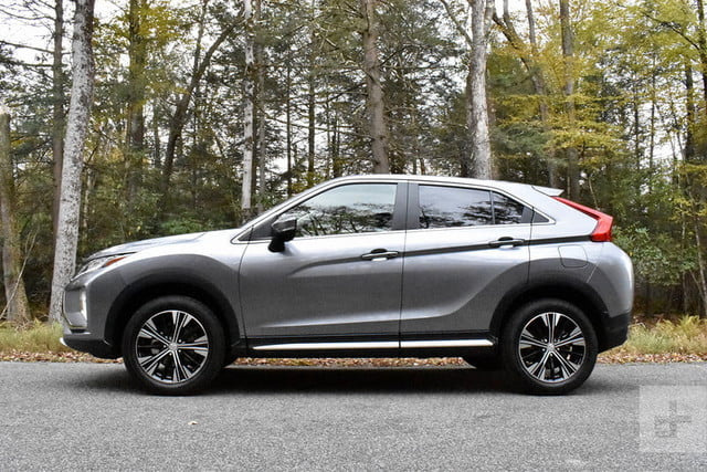 Mitsubishi Eclipse Cross >> 2019 Mitsubishi Eclipse Cross First Drive Review | Digital Trends