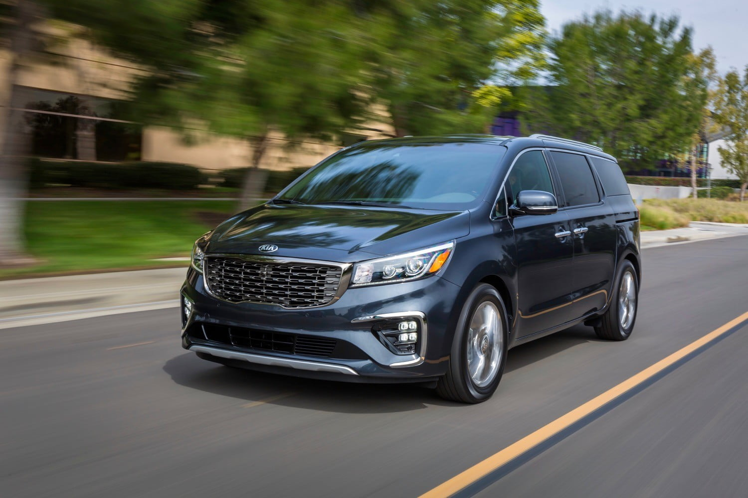 2019 Best Minivan The Best Minivans for 2019 | Digital Trends