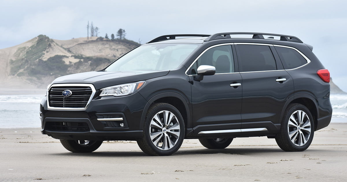 2019 subaru ascent first drive review