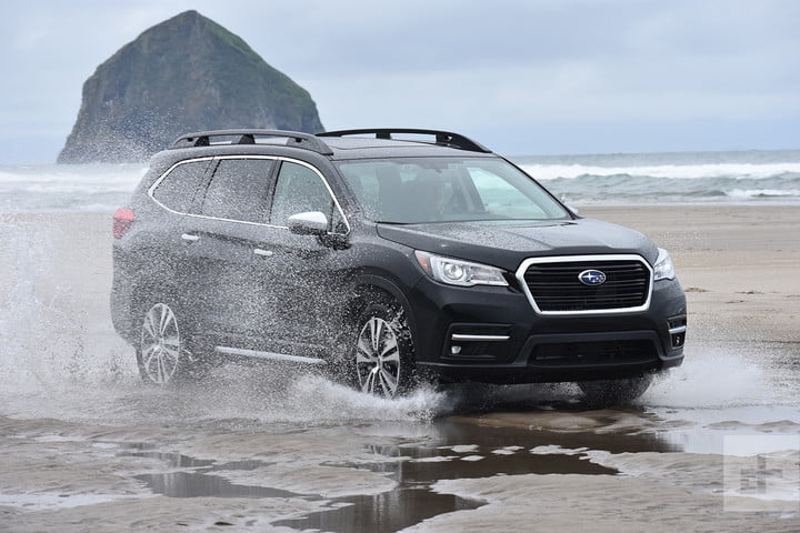 2019 subaru ascent review