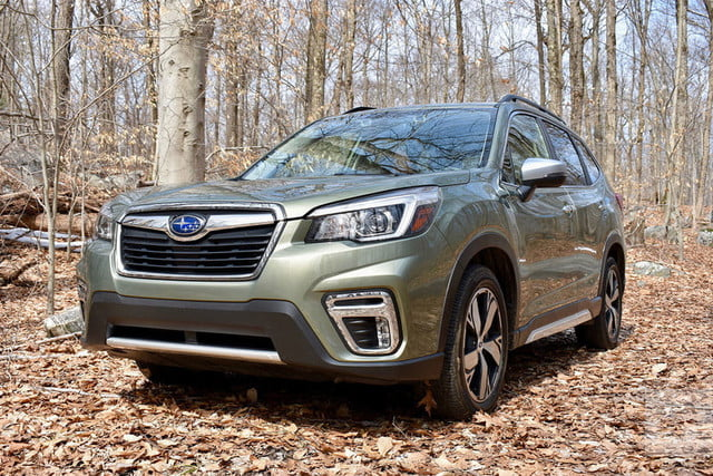 2019 Subaru Forester Touring Review Spacious Above All Else