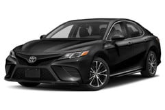 2019 Toyota Camry XLE V6 review