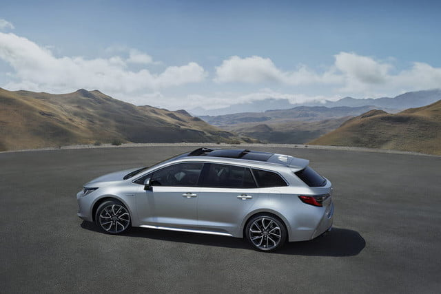 Toyota S New Corolla Touring Sports Wagon Is Something We Hope To