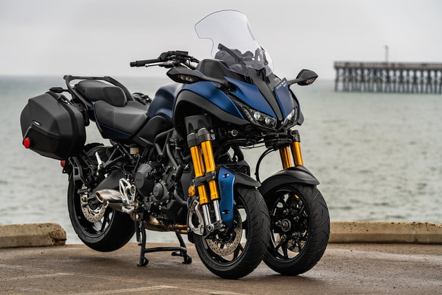 Yamaha Niken Gt 3 Wheeled Motorcycle Impressions Digital Trends
