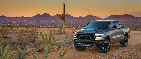 Ram's all-new 1500 is a high-tech hauler, off-roader, or even office