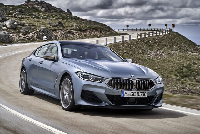 2020 bmw 8 series gran coupe blends space and performance gc 2