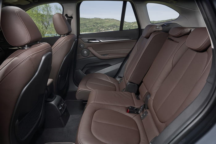 2020 bmw x1 gets new look front end interior upgrades official 11