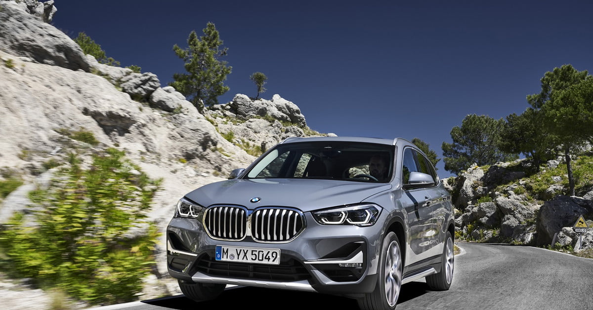 2020 bmw x1 gets new