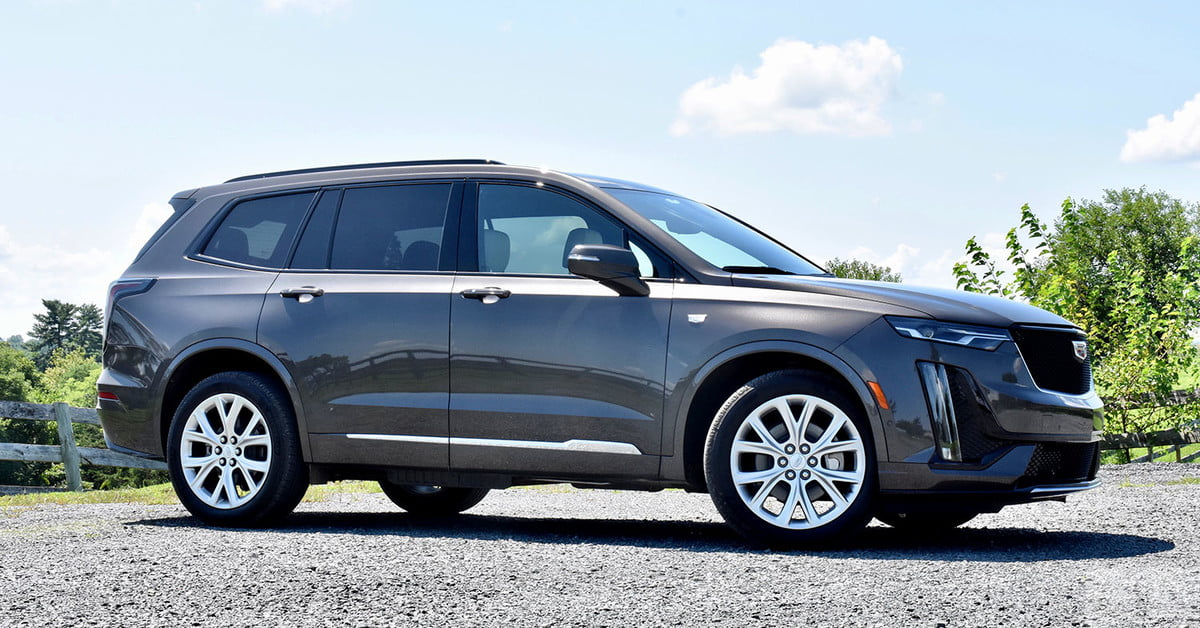 2020 Cadillac XT6 First Drive Review