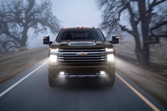 2020 Chevrolet Silverado HD Debuts at 2019 Chicago Auto ...