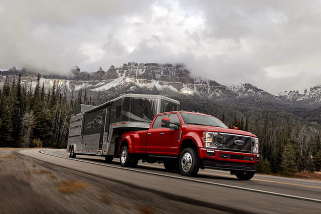 2020 Ford F-Series Super Duty Gets New Engine, More Tech | Digital Trends