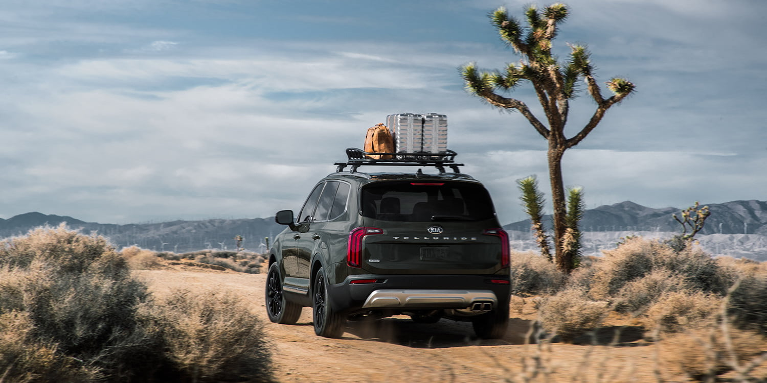 2020 Kia Telluride SUV Is a Gentle Giant of a Family Car ...