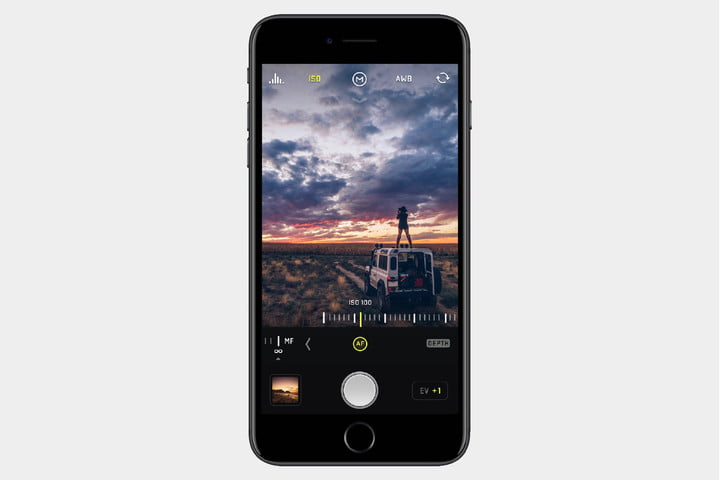 best camera apps for the iphone halide app