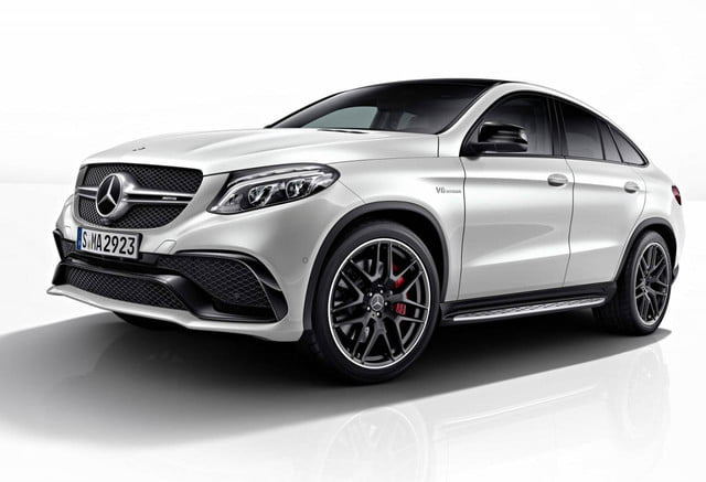 Mercedes-Benz 'Night Edition' GLE Coupe