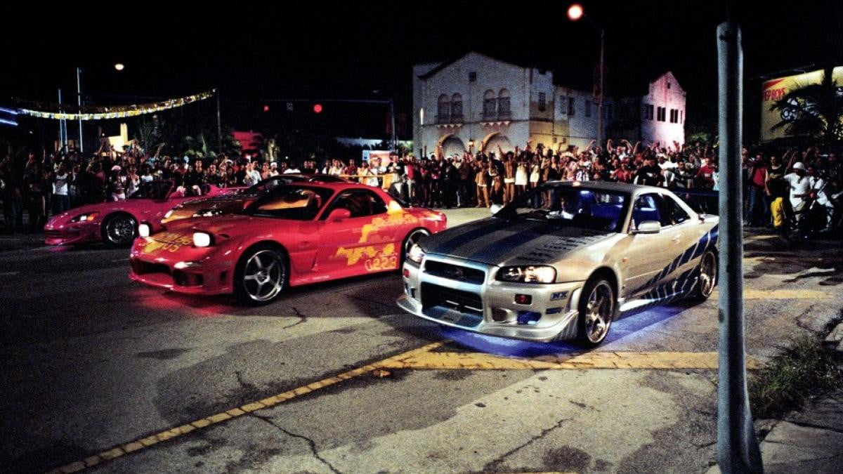 Fast Furious Review Revisited Years Later Digital Trends - 2 fast 2 furious cars