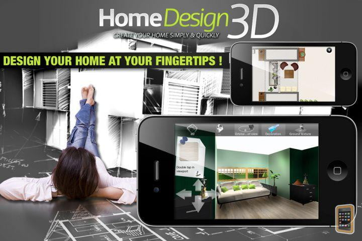 home design 3d app lets you design virtual models of your home digital trends. Black Bedroom Furniture Sets. Home Design Ideas