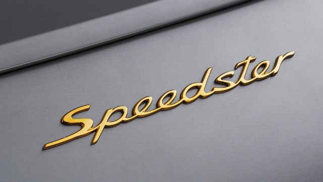 500hp porsche 911 speedster coming in 2019 as limited edition model 5049629 concept 2018 ag