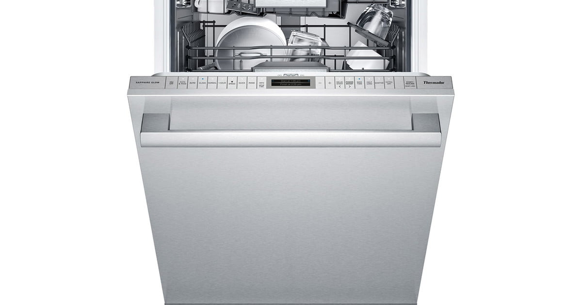 Thermador Dhdw870wfm Review A Dishwasher Worth The Luxury Manual Guide