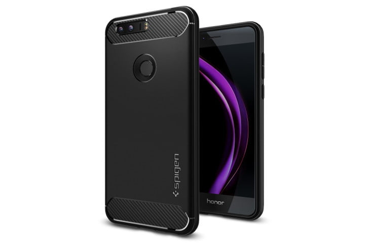 Spigen Rugged Armor - best Honor 8 cases