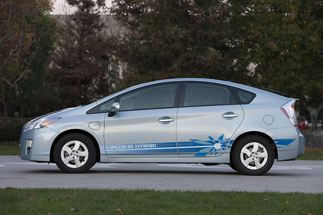 toyota prius will be made in the u s a digital trends. Black Bedroom Furniture Sets. Home Design Ideas