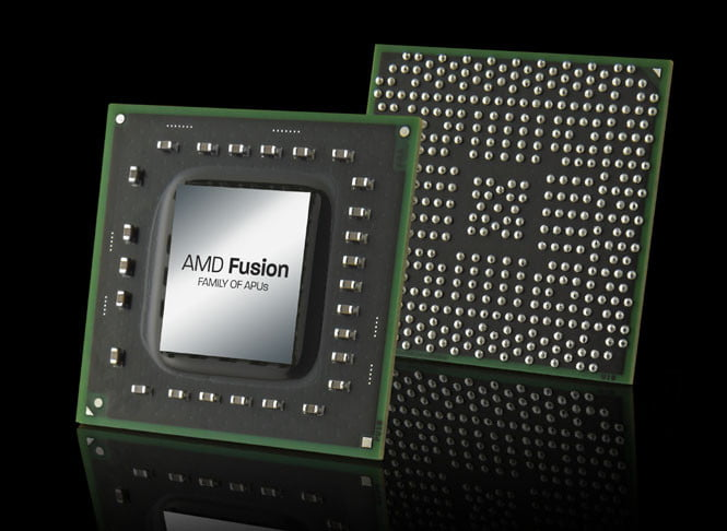 Amd Fusion Cpus Offer High Def Graphics And Power Sipping