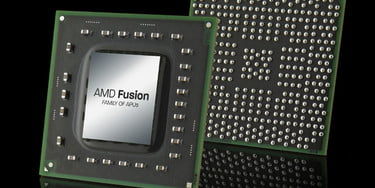 AMD Fusion CPUs offer high-def graphics and power-sipping