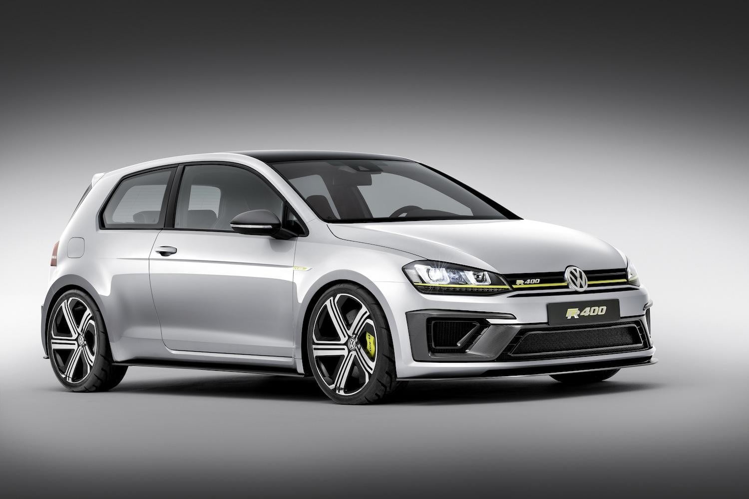 Volkswagen Golf R 400 concept | Official specs, photos, performance |  Digital Trends