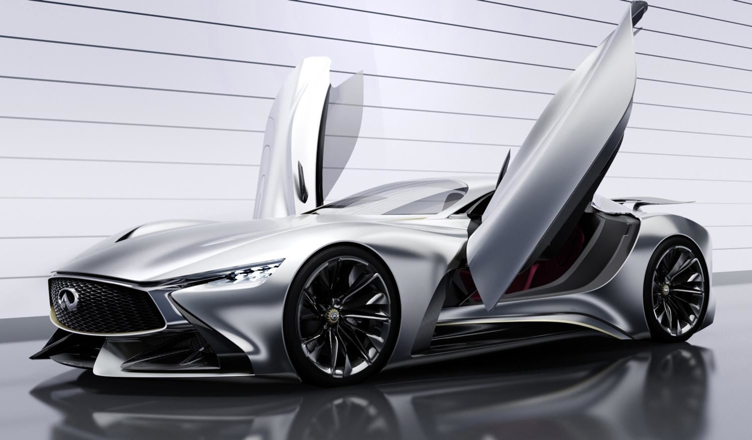 Infiniti infiniti concept car : Infiniti Concept Vision Gran Turismo   Pictures and details ...