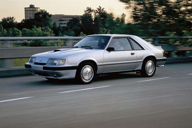 ford mustang history 84 4